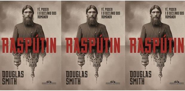 """Livro conta, por meio do """"guru"""" Raspútin, a história da decadência dos Románov"""