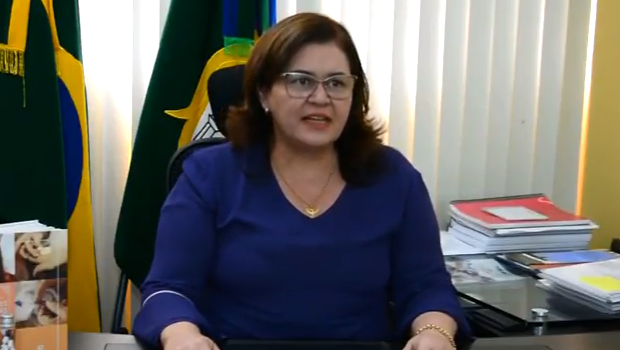 Meu antecessor foi um Caiado e não cuidou do município e das pessoas, diz prefeita de Goiás