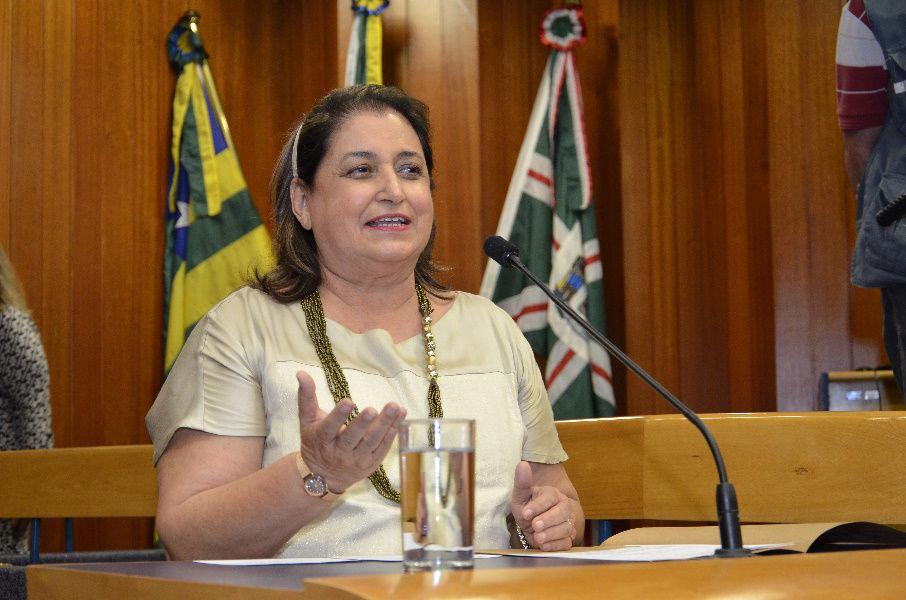 Glacy Antunes deve ser a secretária de Cultura do governo de Ronaldo Caiado