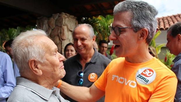 Em MG, Romeu Zema é eleito o único governador do Novo