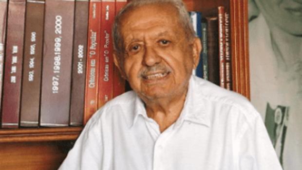 José Eliton decreta luto de três dias pela morte do escritor Ursulino Tavares Leão