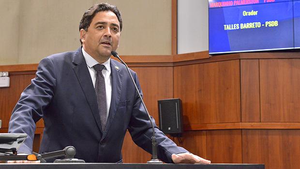 Talles Barreto diz que fará oposição que valorize legado das gestões do PSDB