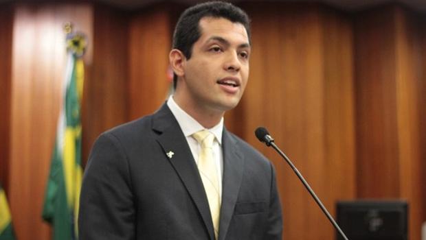 Thiago Albernaz denuncia ação do PCC e do Comando Vermelho em Caldas Novas