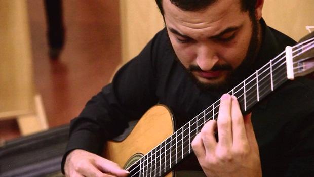 Como desistir de gravar disco na Califórnia rendeu a músico goiano o David Russell Guitar Prize