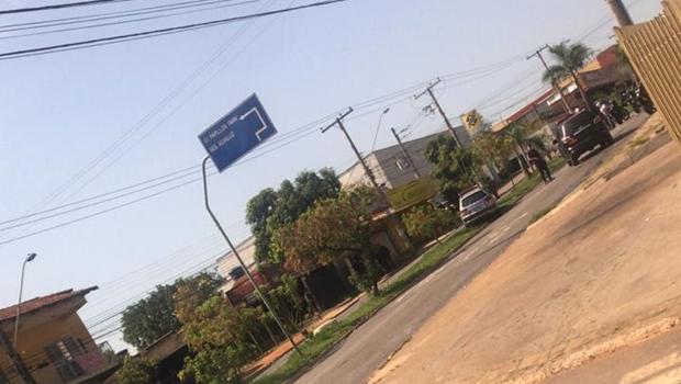 Falso assalto a banco em Aparecida de Goiânia mobiliza equipes da PM e assusta moradores