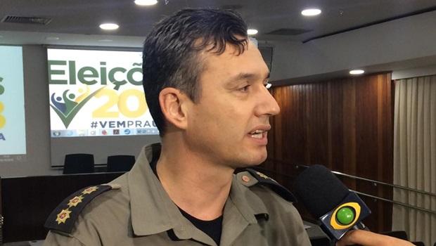 Polícia Militar já registra 23 ocorrências durante segundo turno em Goiás