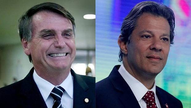 Bolsonaro nos torna livres da esquerda de Haddad e Lula