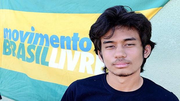 Para Kim Kataguiri, Haddad representa uma ameaça à democracia maior que Bolsonaro