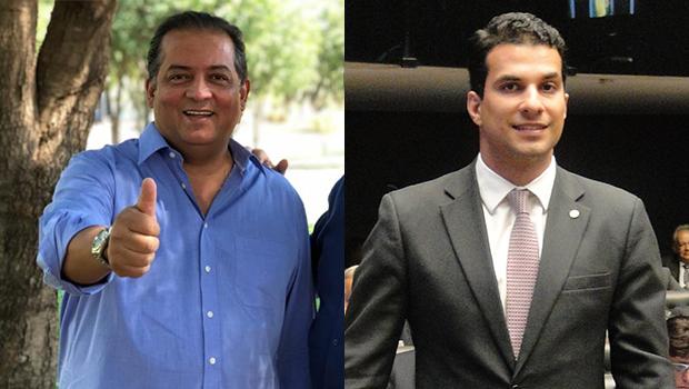 Tocantins elege Eduardo Gomes (Solidariedade) e Irajá (PSD) para Senado