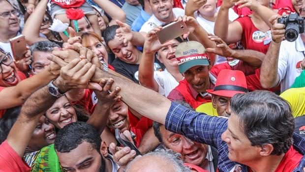 Em Goiás, partidos se unem em apoio a Haddad e lançam Frente pela Democracia