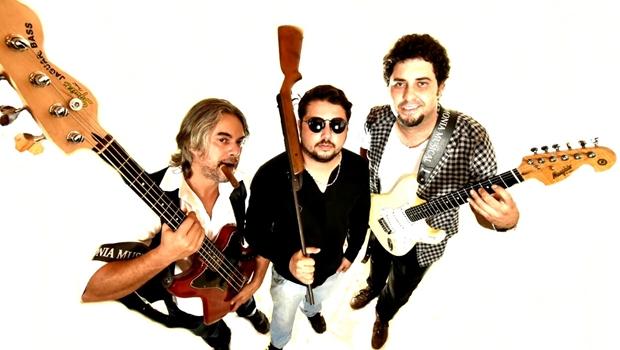Krig-Ha Rock Trio comemora 5 anos com gravação do primeiro DVD