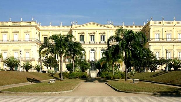 União cede terreno de 49 mil metros quadrados ao Museu Nacional
