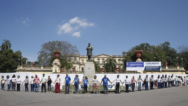 Museu Nacional tenta incluir até R$ 100 milhões no Orçamento de 2019