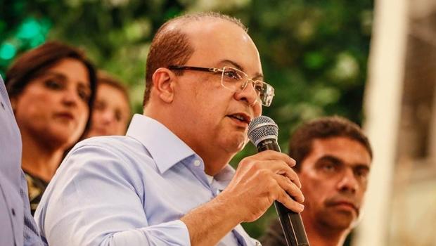 Ibaneis pede retiradas de líderes do PCC de Brasília