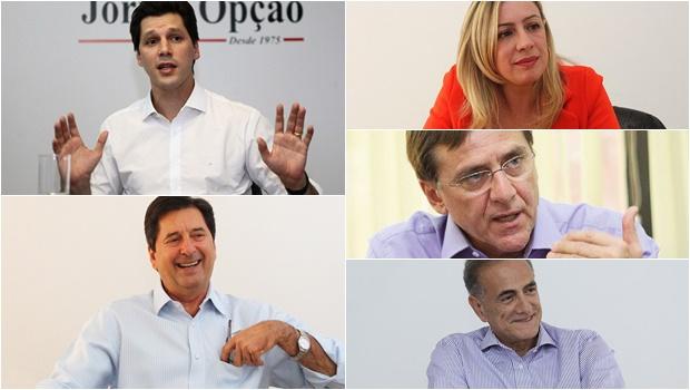 Caiado terá PSDB, PT e parte do MDB na oposição. A mais sólida cacifa-se para 2022