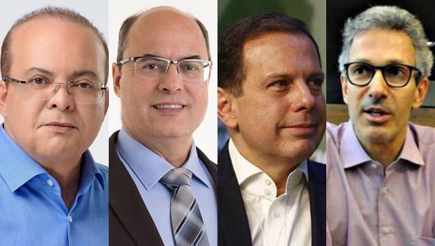 Confira lista dos governadores eleitos no segundo turno