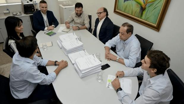 Assembleia de Goiás anuncia licitação para a retomada das obras da nova sede
