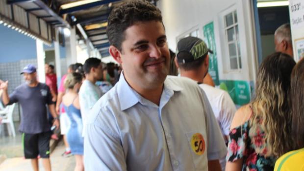 Ao votar, Weslei Garcia diz que maior vitória é política