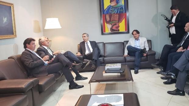 Wilder Morais vai liderar equipe de transição de governo