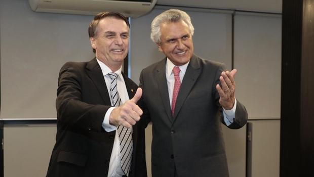 Caiado articula com Moro e Bolsonaro criação de Núcleo de Combate à Corrupção e ao Narcotráfico
