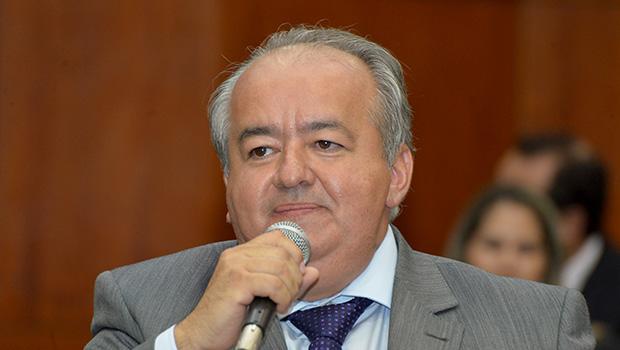 O médico e deputado Dr. Antônio é cotado para assumir Secretaria da Saúde no governo Caiado