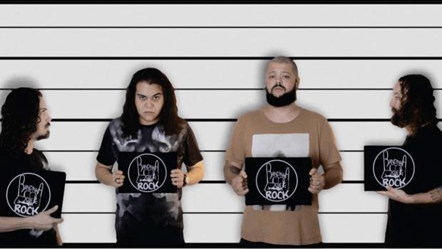 Bandinha de Rock é a atração do D'Boa – Música para o Bem