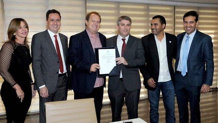Fábio Monteiro é nomeado por Carlesse como novo defensor público-geral