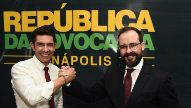 """""""Lúcio Flávio poderia ter feito muito mais por Anápolis se tivesse a parceria da subseção"""""""