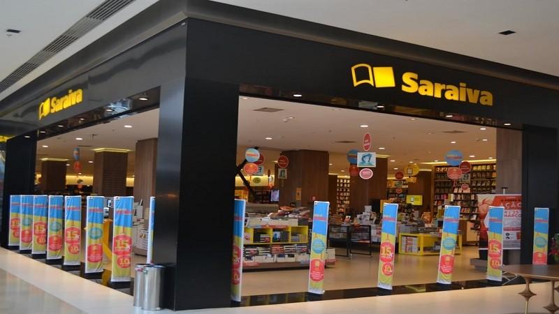 Justiça manda Livraria Saraiva devolver parte do estoque de livros para 21 editoras