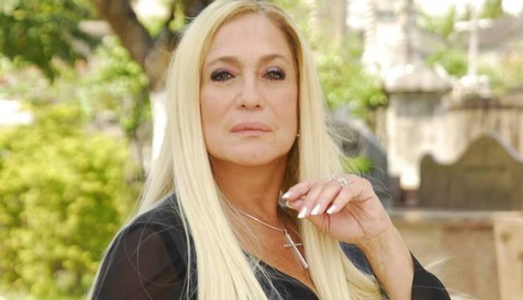 Atriz Susana Vieira, da TV Globo, luta contra leucemia e diz que está bem