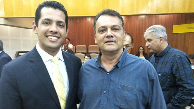 Integrante do PP defende Thiago Albernaz para prefeito de Goiânia