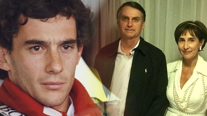 Viviane Senna, irmã do piloto Ayrton Senna, é cotada para o Ministério da Educação