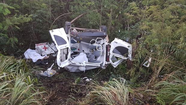 Rodovias federais goianas registram 26 acidentes e duas mortes no final de semana