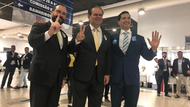 Eleição para presidente da OAB-GO acontece nesta sexta-feira (30)