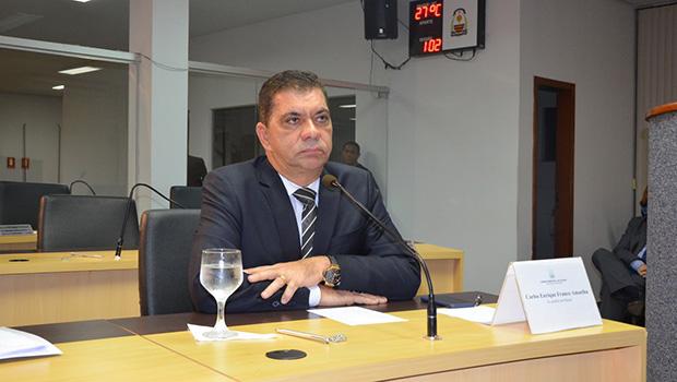 Discurso de Amastha  na CPI do PreviPalmas se assemelha à retórica de Lula