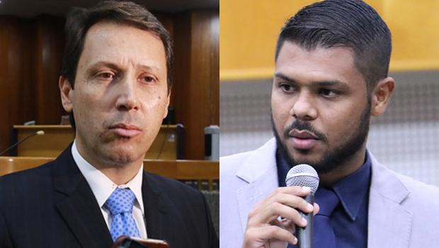 Andrey Azeredo aposta em disputa, mas Policarpo é favorito à presidência da Câmara