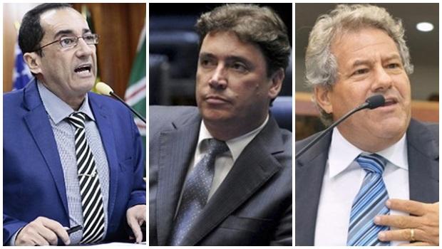Kajuru diz que vai ajudar Caiado a melhorar Goiás mas quer distância de Wilder e de Luiz Carlos do Carmo