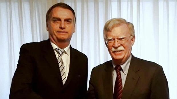 Assessor de Trump que se encontrou com Bolsonaro foi lobista de grupo marxista iraniano