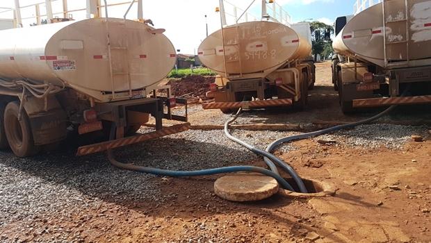 Denúncia aponta destinação incorreta do chorume gerado pelo aterro sanitário de Goiânia