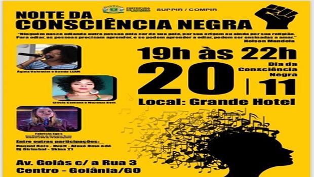 Eventos celebram Dia da Consciência Negra em Goiânia