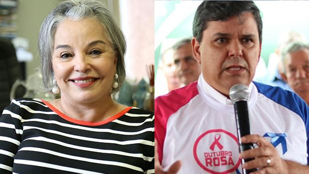 Iris Araújo disputa Secretaria de Cidadania com o PDT de Flávia e George Morais