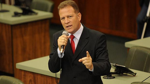 Major Araújo vai disputar prefeitura e diz que Iris não é tão moderno quanto Goiânia