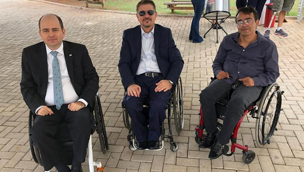 Ativismo dos direitos das pessoas com deficiência é um dos eixos da OAB em Goiás
