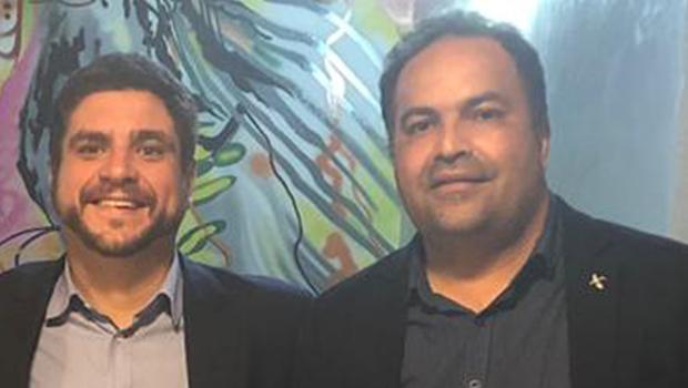 Rodrigo Gadelha e Marquinhos Marques cogitam parceria em projetos futuros