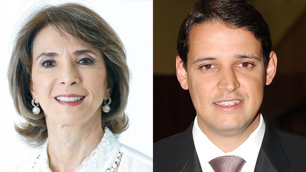 Raquel Teixeira e Thiago Peixoto aprovam Mozart Neves Ramos no Ministério da Educação