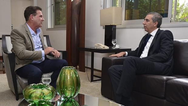 Vanderlan diz que guerra comercial é o que mais preocupa Goiás neste momento