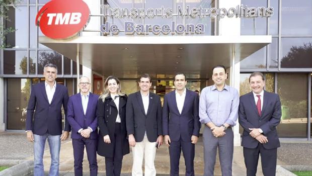 Em Barcelona, prefeita de Palmas participa do maior evento sobre cidades inteligentes