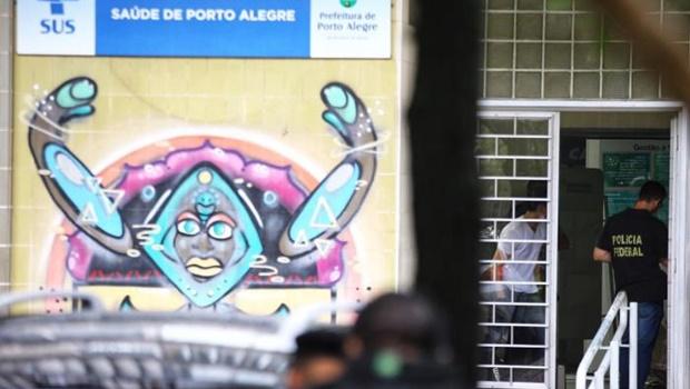Secretaria da Saúde em Porto Alegre é assaltada durante plantão