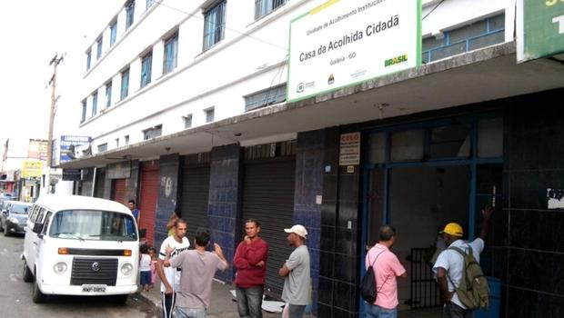 Por determinação do Ministério Público, Casa de Acolhida será reformada