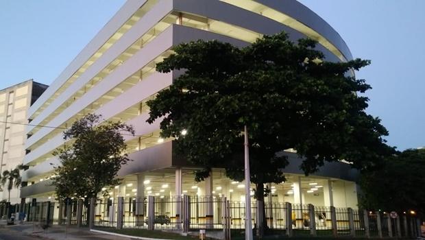 Sede do TJ-GO conta com novo estacionamento vertical